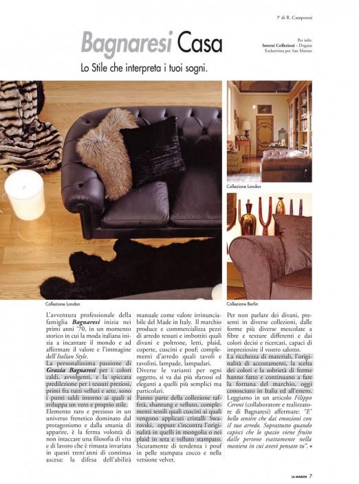 Bagnaresi Casa