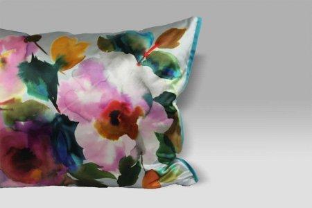 Cuscino 60x45 Surimono Berry Designers Guild