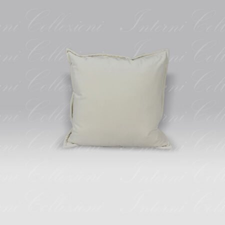 Cuscino Essential Velluto beige chiaro avorio Mastro Raphael