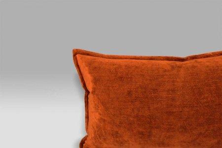Cuscino 50x30 Rivoli Saffron arancione Designers Guild
