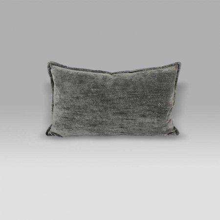 Cuscino 50x30 Rivoli Silver grigio Designers Guild