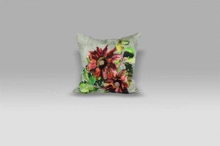 Cuscino 50x50 Indian Sunflower Grande Berry Designers Guild