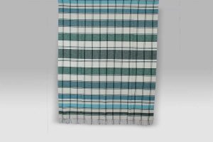 Plaid Bayswater Teal Designers Guild