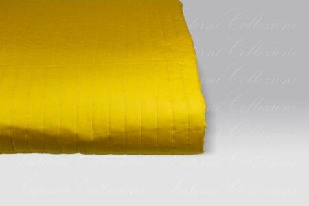 Quilt Eva giallo-oro Dea