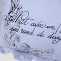 Cuscino Poesia Opificio Dei Sogni