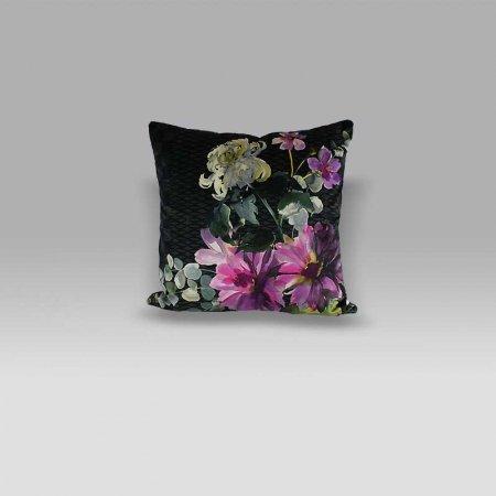 Cuscino 55x55 Shalimar Garden Amethyst Designers Guild