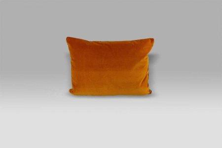 Cuscino 60x45 Cassia Saffron arancio-verde Designers Guild