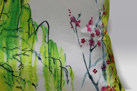 Cuscino Willow Blossom Acacia Designers Guild