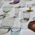 Tovaglia Happy Hour di Tessitura Toscana Telerie
