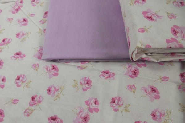 Completo Lanzuola Carin rosa Martha O-Neil by Tag House