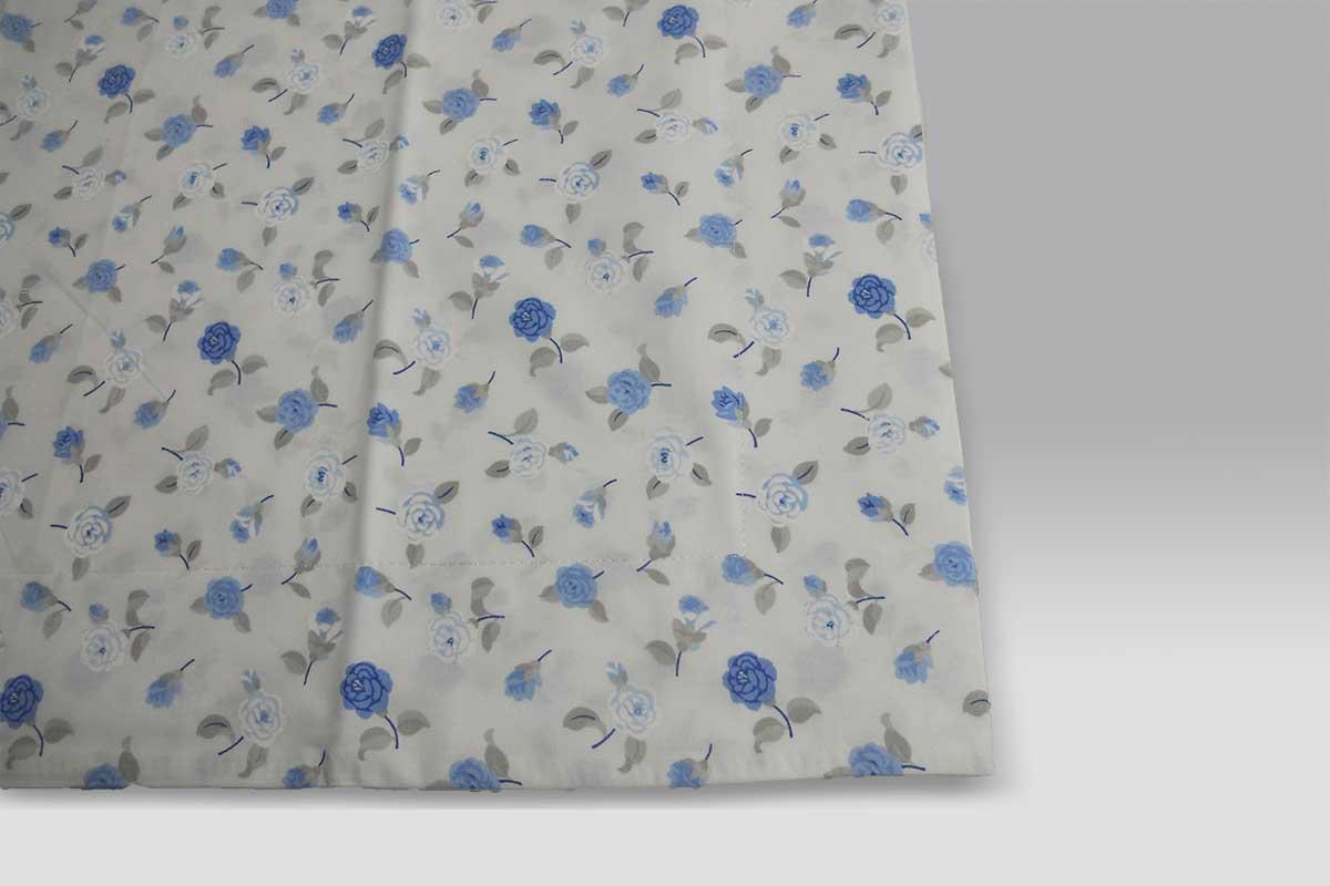 Completo Lanzuola Marley azzurro Martha O-Neil by Tag House