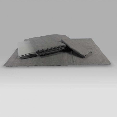 Completo Lenzuola FL55 Dea scozzese grigio