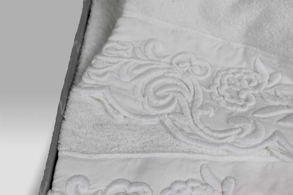 Coppia Spugna Dune Merveille bianco Mastro Raphael