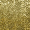 Cuscino Bagnaresi Casa 40x40 velluto stampa oro