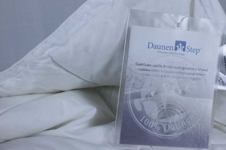 Interno Piuma Daunen Step Classic Winter D200