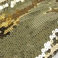 Plaid Bagnaresi Casa 220x110 taffetà seta floccata velluto paillettes
