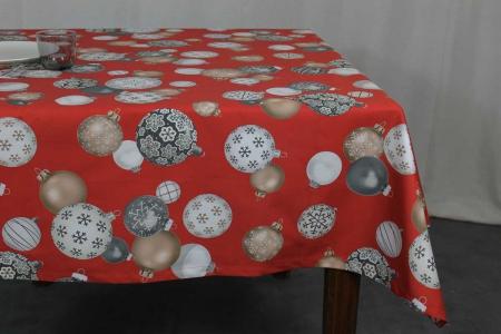 Tovaglia Bally 3769 v01 rosso Tag House