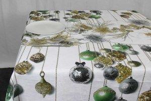 Tovaglia Glitter Tessitura Toscana Telerie