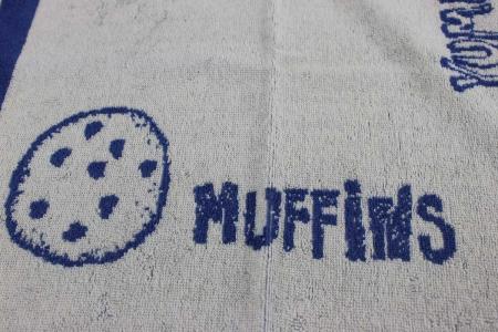 Canovaccio Spugna Muffins Tag House