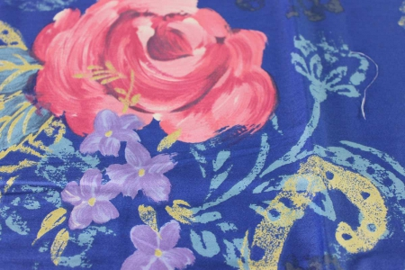 Parure Copripiumino Damask Rose Designers Guild