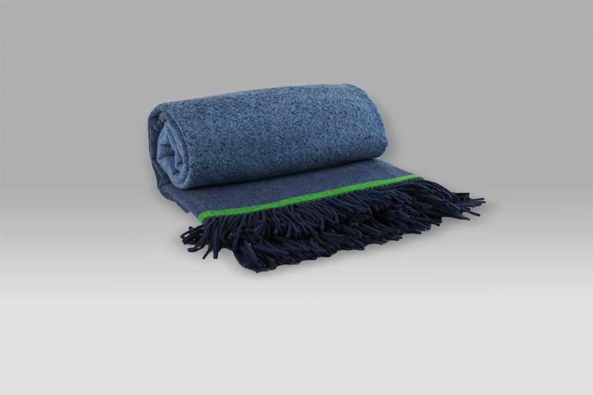 Plaid Culswick Duk Blanket Designers Guild
