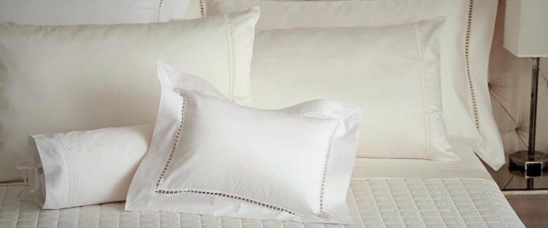 Completo letto bianco