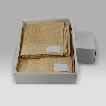 Coppia Spugna South Sea La Perla beige ar