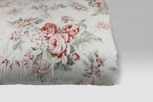 Quilt Regina 8398 rosa Martha O Neil