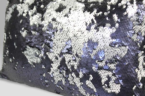 Cuscino 40x25 Pai Q1 Blu-Silver Bagnaresi Casa
