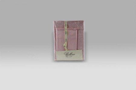Parure Lenzuola Bellora Cloe rosa