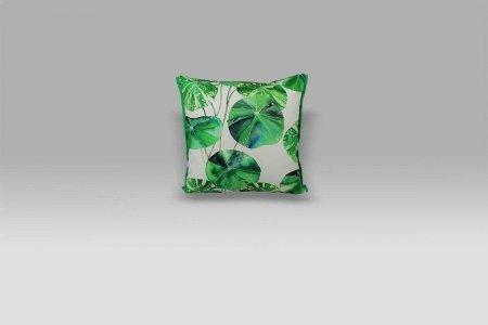 Cuscino 45x45 Brahmi Leaf Outdoor Designers Guild