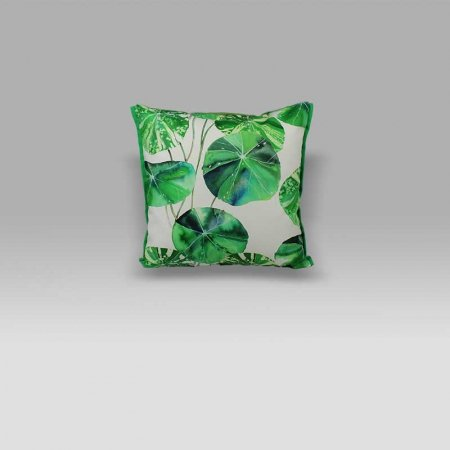 Cuscino 45x45 Brahmi Leaf Outdoor Designers Guild