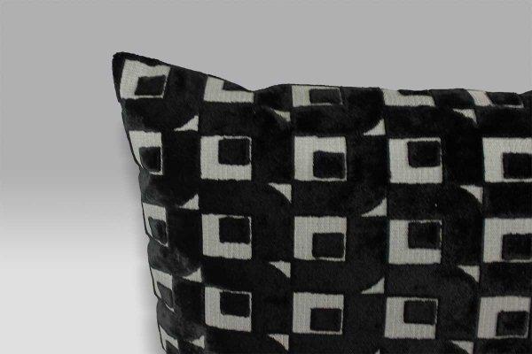 Cuscino Pugin Noir Designers Guild