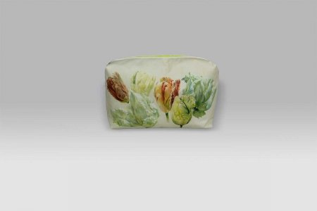 Trousse Spring Tulip Buttermilk large Designers Guild