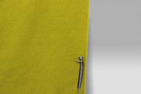 Plaid Hybis lime lana cashmere seta Cecchi e Cecchi