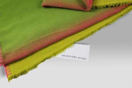 Plaid Severini Acacia Blanke Designers Guild