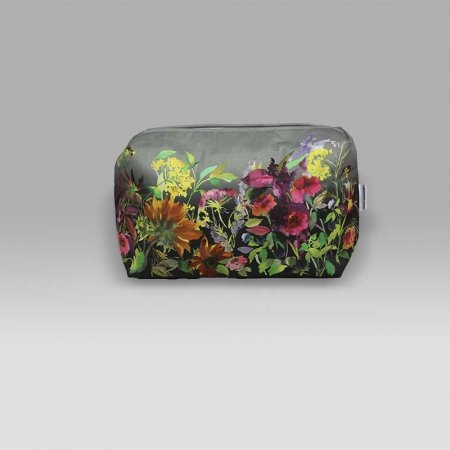 Trousse Indian Sunflower Graphite grande Designers Guild