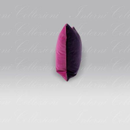 Cuscino Cassia aubergine magenta Designers Guild