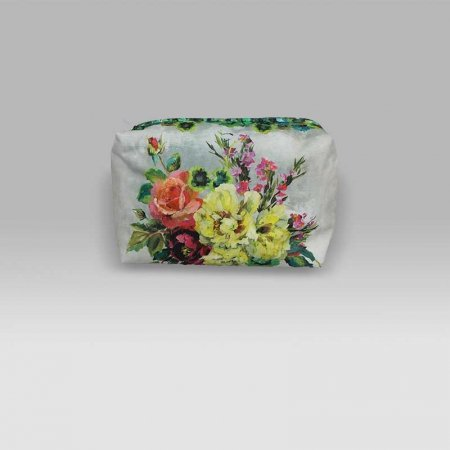 Trousse Grandiflora Rosa Epice large Designers Guild