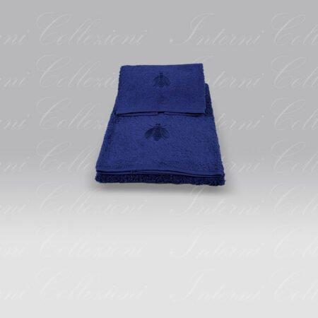 Coppia Spugna Api blu di prussia Mastro Raphael