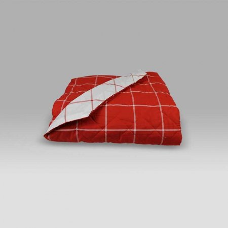 Quilt Molino Dorino 7275 rosso Bossi Casa