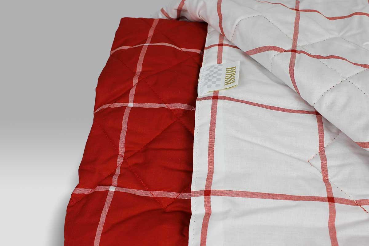 Trapuntino molino dorino 7275 rosso bianco bossi interni for Molino arredamenti