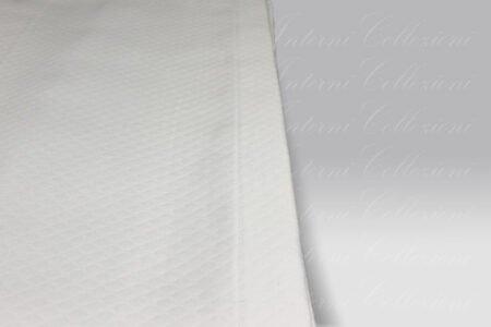 Copriletto Alida B piquet bianco Micol