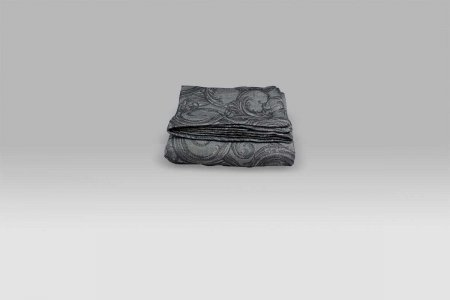 Copriletto Forte dei Marmi grigio Dea