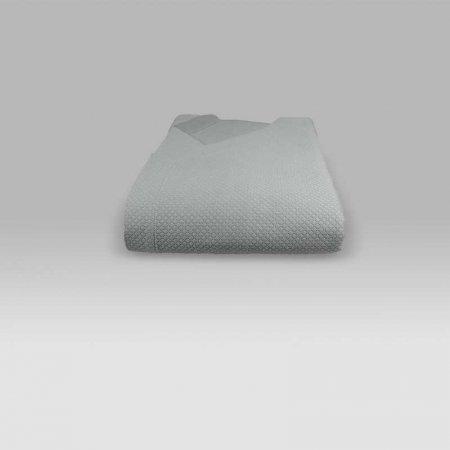 Copriletto Piquet grigio perla Dea