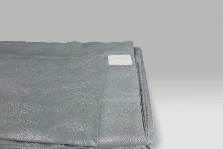 Copriletto Spillo gesso-grigio La Perla
