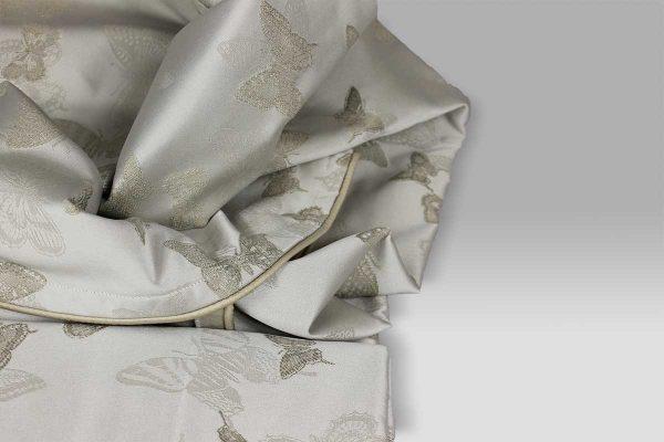 Copriletto Vanessa beige singolo David Home Collection