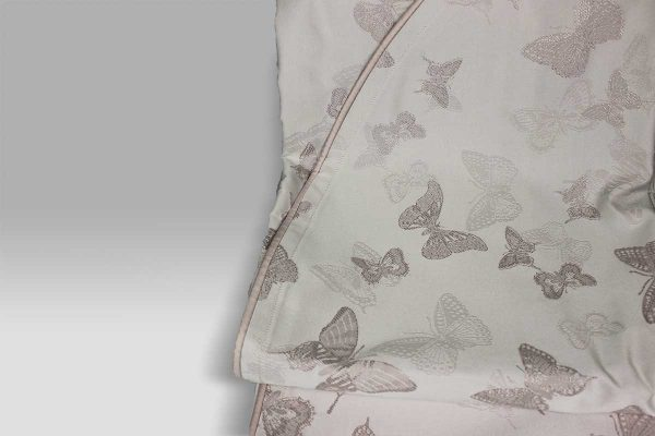 Copriletto Vanessa rosa singolo David Home Collection
