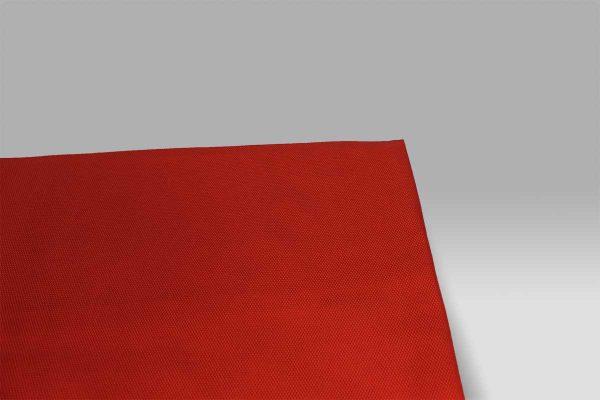 Copriletto in Piquet leggero a Nido Ape piccolo rosso corallo singolo Mastro Raphael