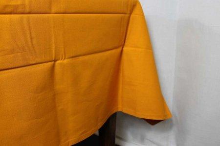 Tovaglia Minimal v06 arancio Tag House candeggiabile
